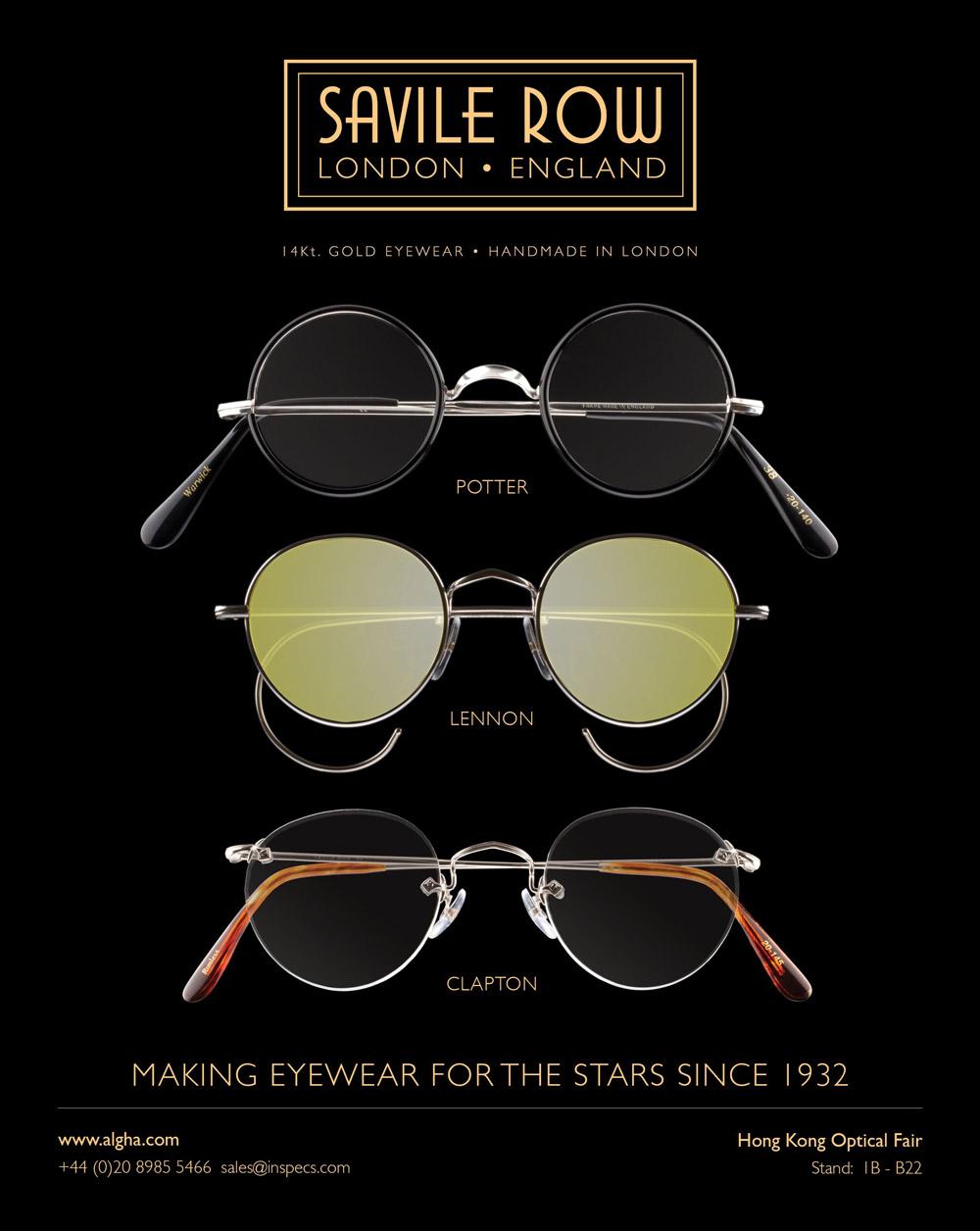 Savile Row Eyewear