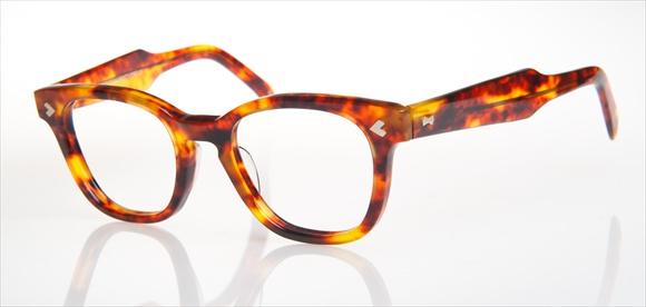 Brillenstudie aus der James Dean-Zeit