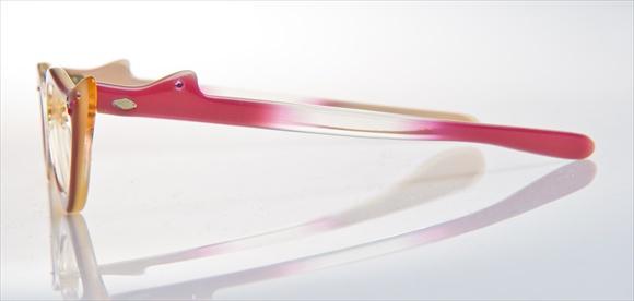 Gabrich Handarbeitsbrille  - Bügel im Detail