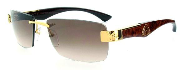 THE CHARACTER II G-WA-Z12 - Eine Maybach-Sonnenbrille