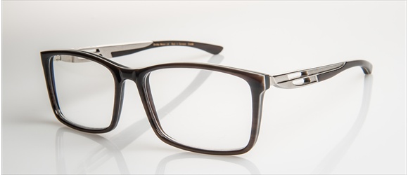 Bentley Eyewear | Modell 1 - genuine horn with bubinga wood