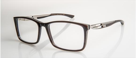 Bentley Eyewear | Modell 1 - genuine horn with bubinga wood