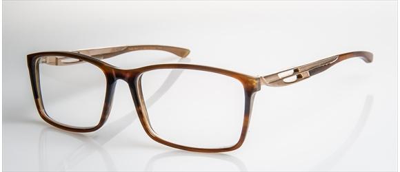 Bentley Eyewear | Modell 2 - gold with genuine horn