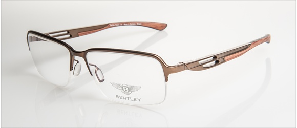 Bentley Eyewear | Modell 8 - bronze with bubinga wood