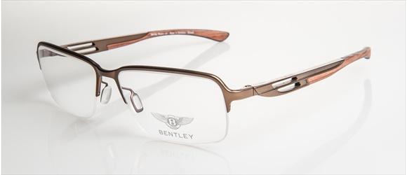 Bentley Eyewear | Modell 8 - bronze with bubinga wood