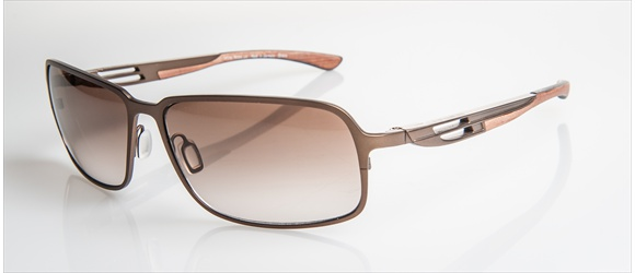Bentley sunglass | Modell 17 - bronze with amer. walnut