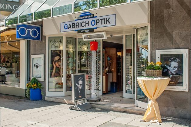 ... befindet sich Gabrich Optik!