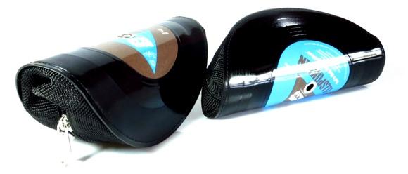 Vinylize Taschen Upcycled von Singles