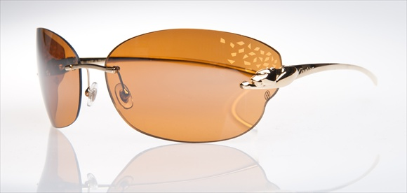 Cartier-Sonnenbrille - Serie Panthère