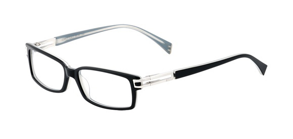 Z20013 L02 Platinium model - Frame in cellulose acetate and titanium