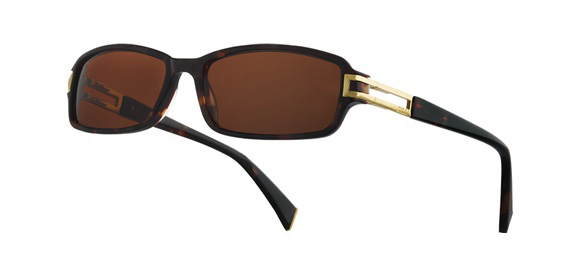 Grand Chelem - Boris Gold model - Cellulose acetate frame