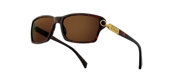 Grand Prix - Jacques Gold model - Cellulose acetate frame
