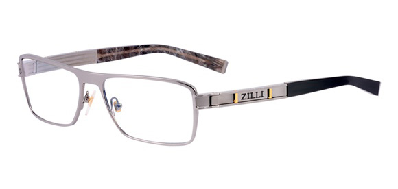 5Z2001/01 Shiny Ruthenium model - 100% titanium frame